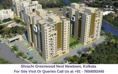 Shrachi Greenwood Nest Newtown, Kolkata