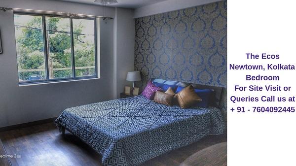 The Ecos Newtown, Kolkata Bedroom