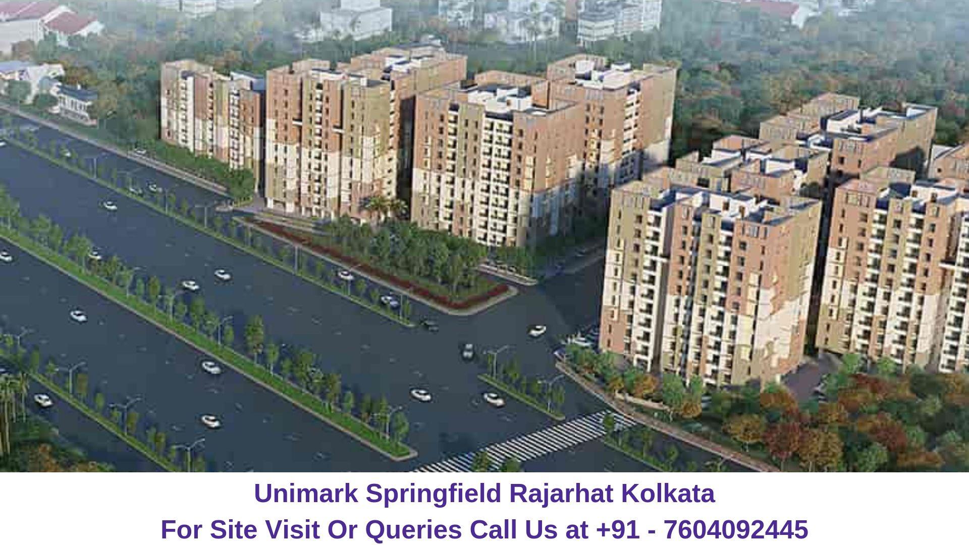 Unimark Springfield Rajarhat Kolkata