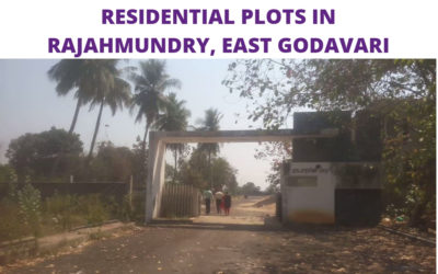 Residential Plots in Rajahmundry East Godavari