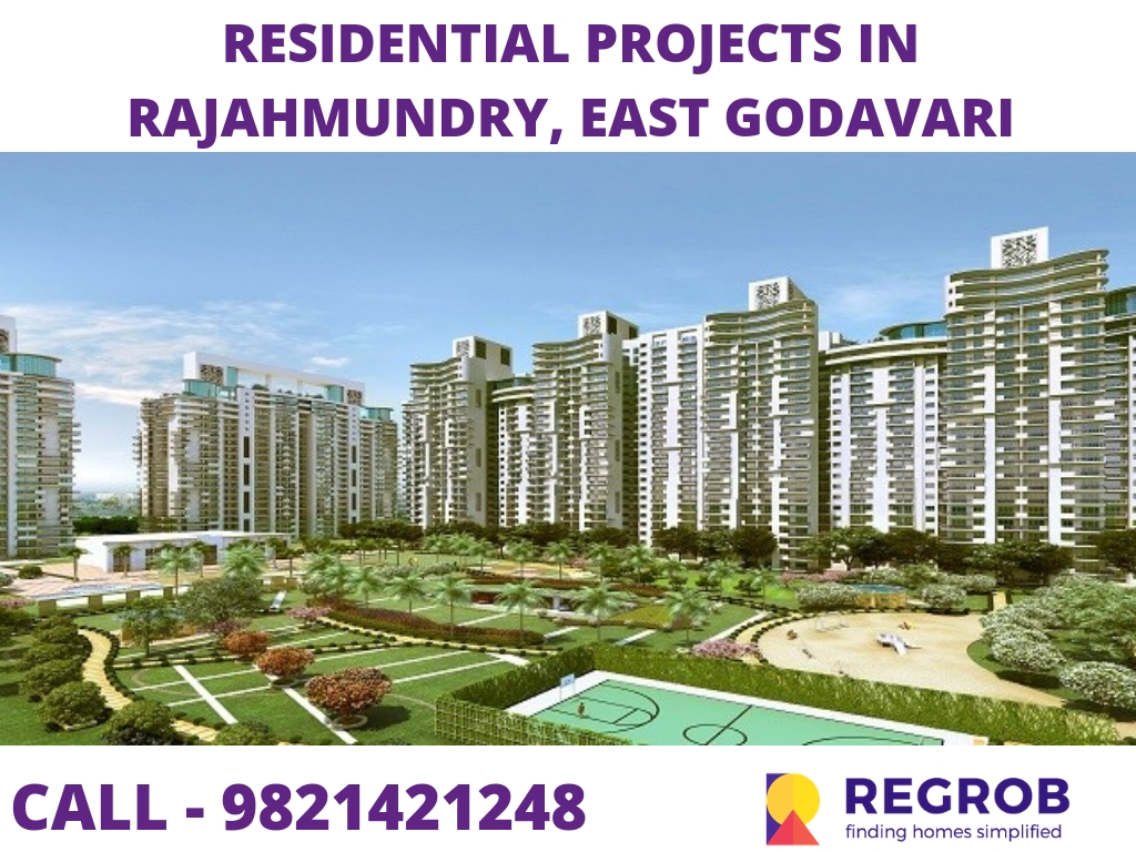 Residential Projects in Rajahamundry