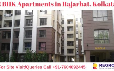 2 BHK Apartments in Rajarhat Kolkata