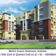 Merlin Aspire Newtown Kolkata Elevation