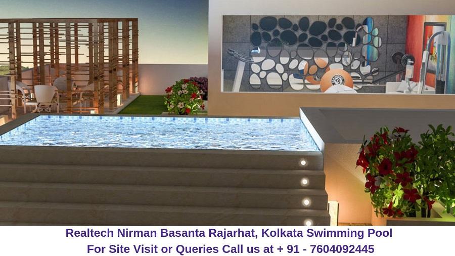 Realtech Nirman Basanta Rajarhat, Kolkata Swimming Pool