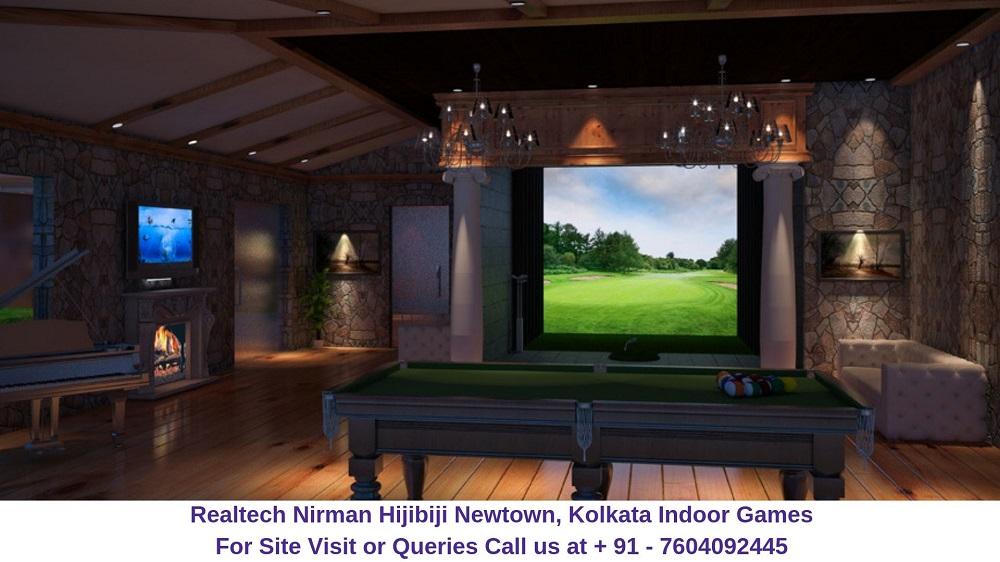 Realtech Nirman Hijibiji Newtown, Kolkata Indoor Games Hall