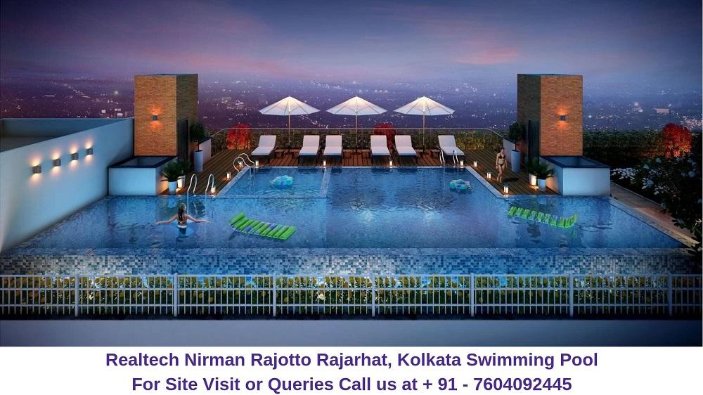 Realtech Nirman Rajotto Rajarhat, Kolkata Swimming Pool