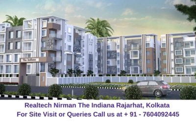 Realtech Nirman The Indiana Rajarhat, Kolkata Elevation