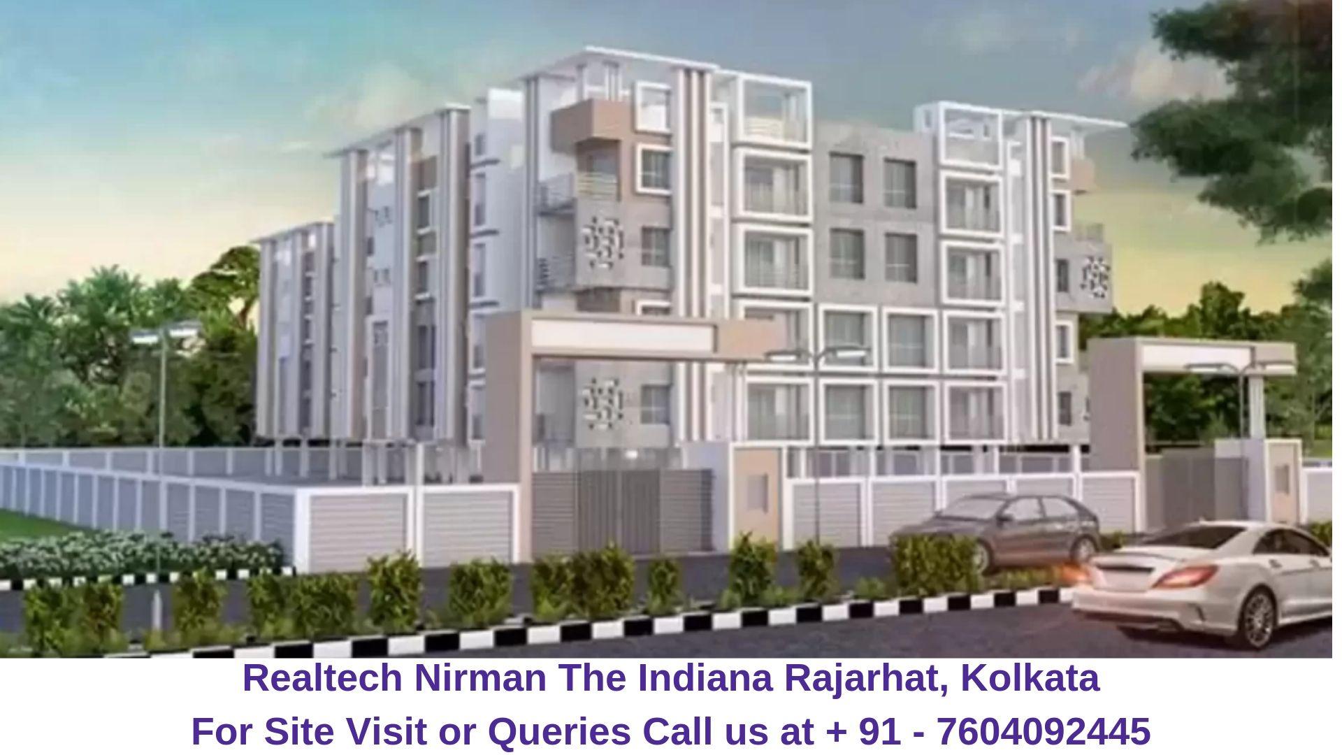 Realtech Nirman The Indiana Rajarhat, Kolkata