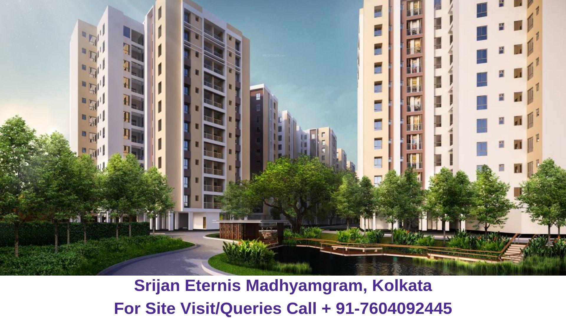Srijan Eternis Madhyamgram, Kolkata