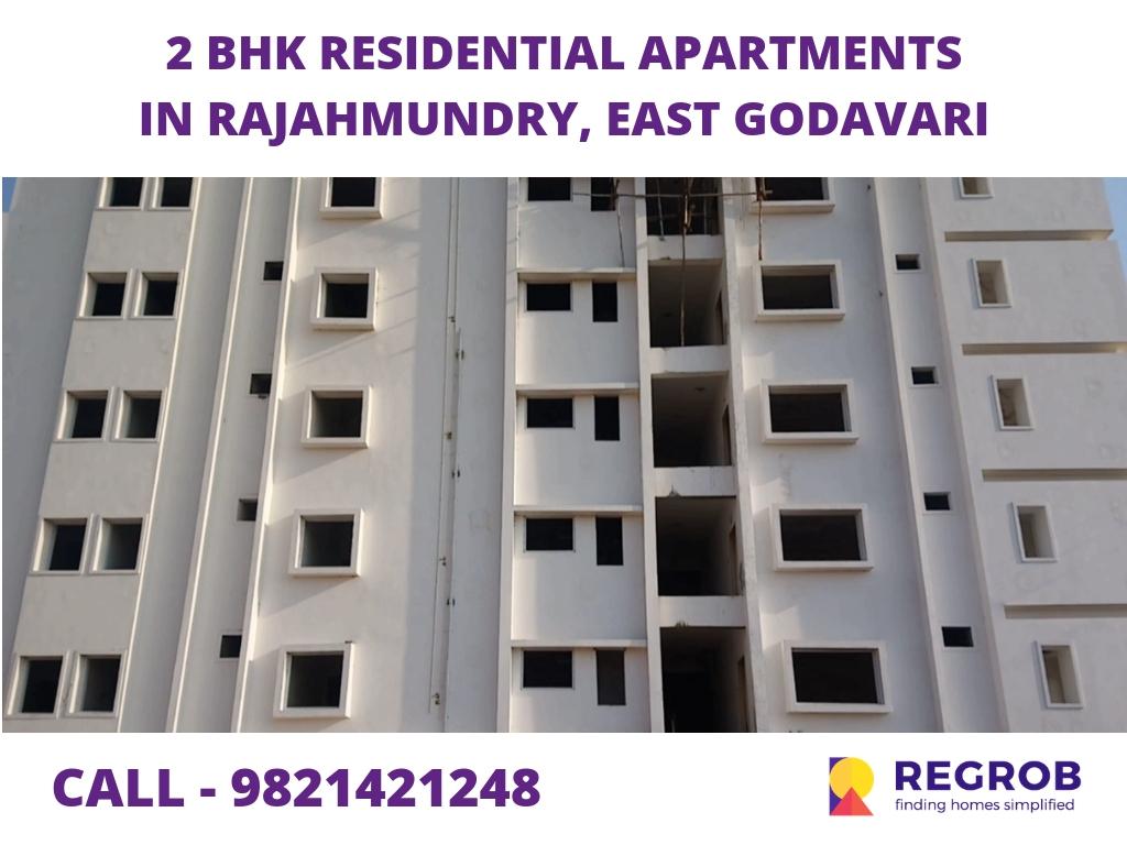 2BHK Residential Apartments in Rajahmundry
