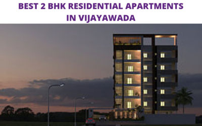 Best 2 BHK Apartments in Vijayawada