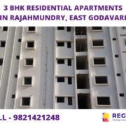3bhk flats in Rajahmundry
