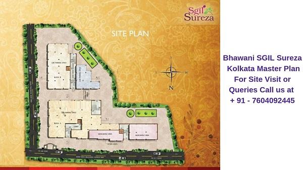 Bhawani SGIL Sureza Kolkata Master Plan
