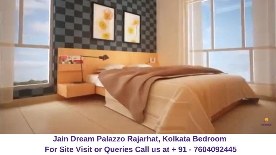 Jain Dream Palazzo Rajarhat, Kolkata Bedroom