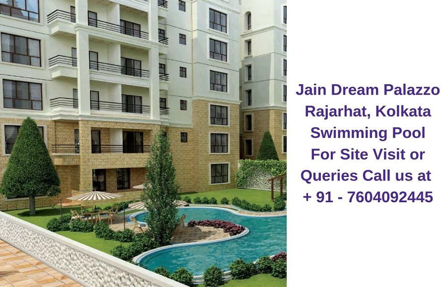 Jain Dream Palazzo Rajarhat, Kolkata Swimming Pool
