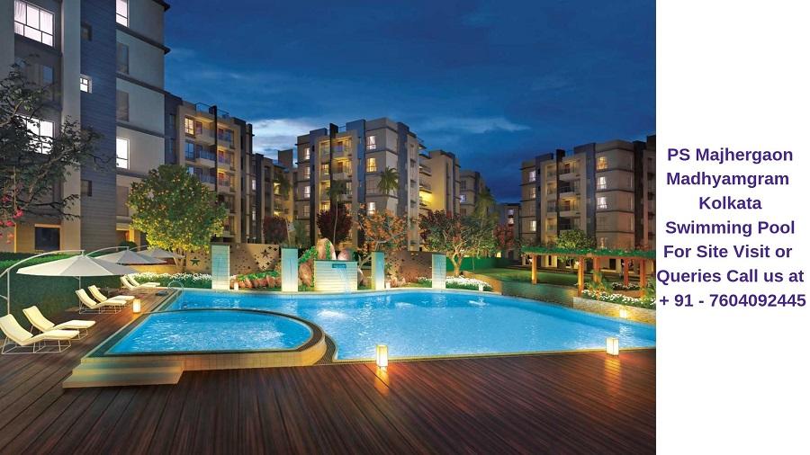 PS Majhergaon Madhyamgram Kolkata Swimming Pool