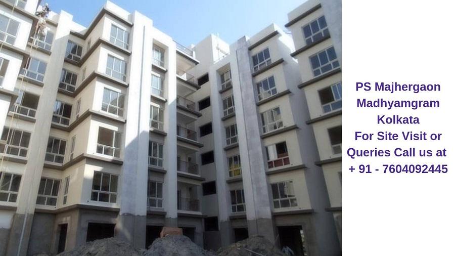 PS Majhergaon Madhyamgram Kolkata