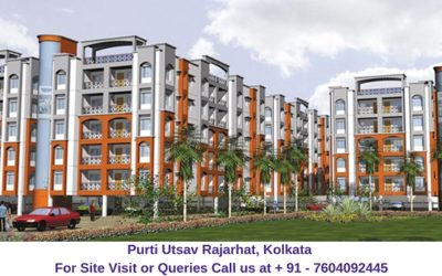 Purti Utsav Rajarhat Kolkata Elevation