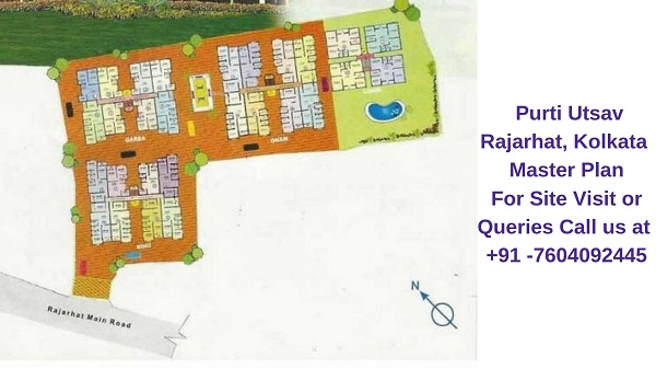 Purti Utsav Rajarhat Kolkata Master Plan