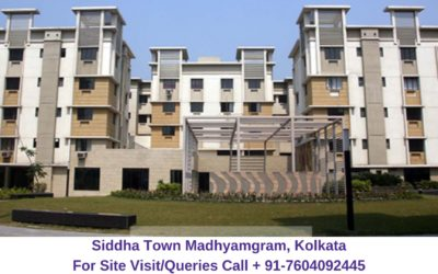 Siddha Town Madhyamgram, Kolkata