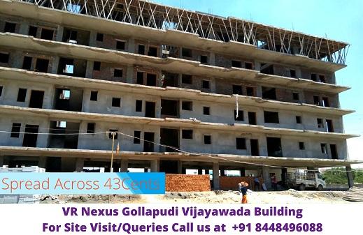 VR Nexux Gollapudi Vijayawada Building