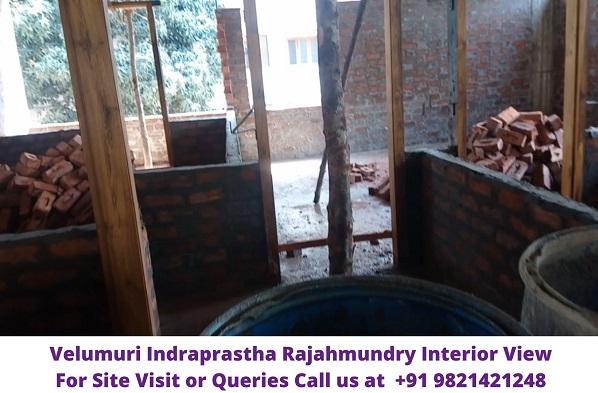 Velumuri Indraprastha Rajahmundry Interior View