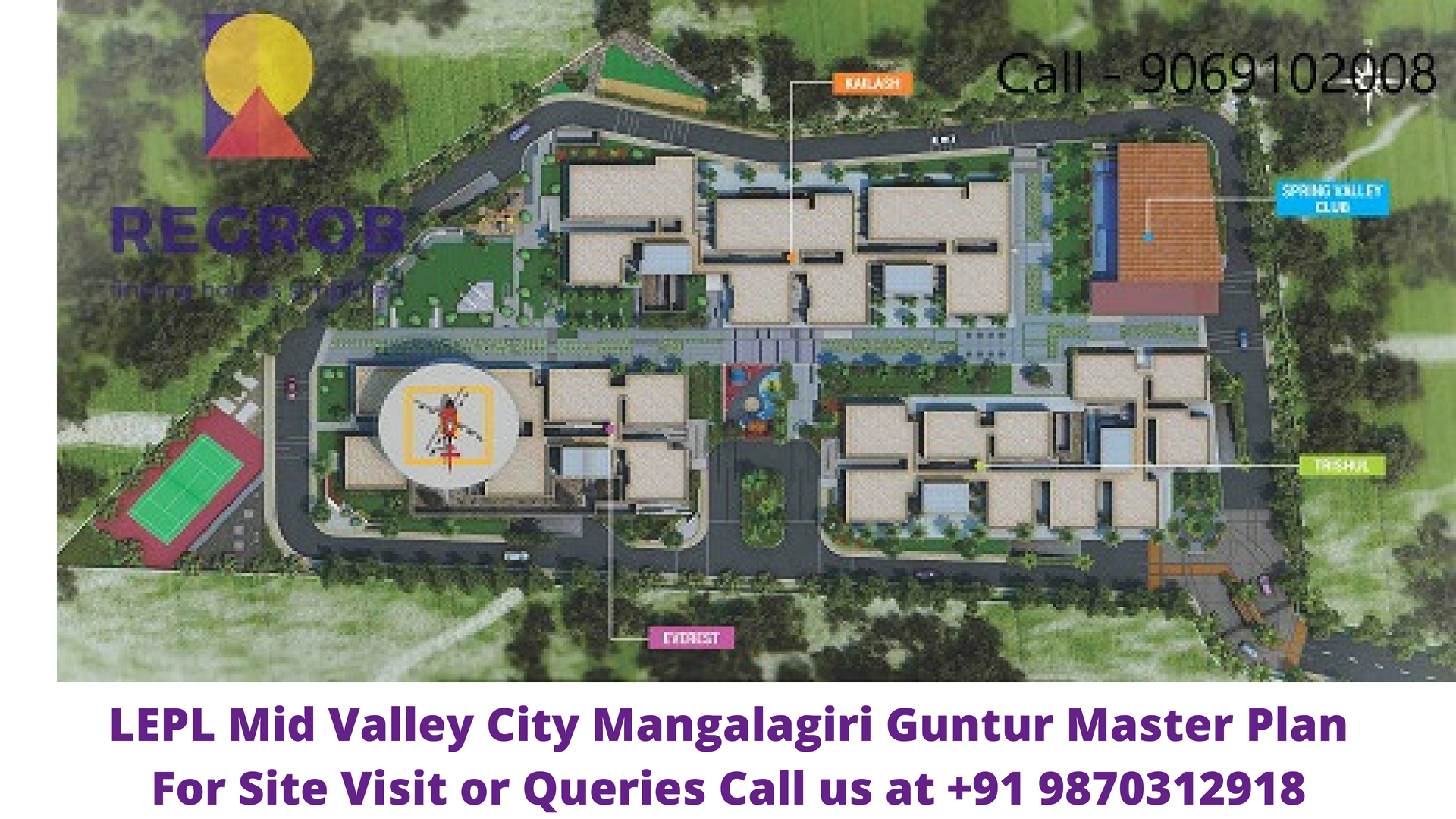 LEPL Mid Valley City Mangalagiri Guntur
