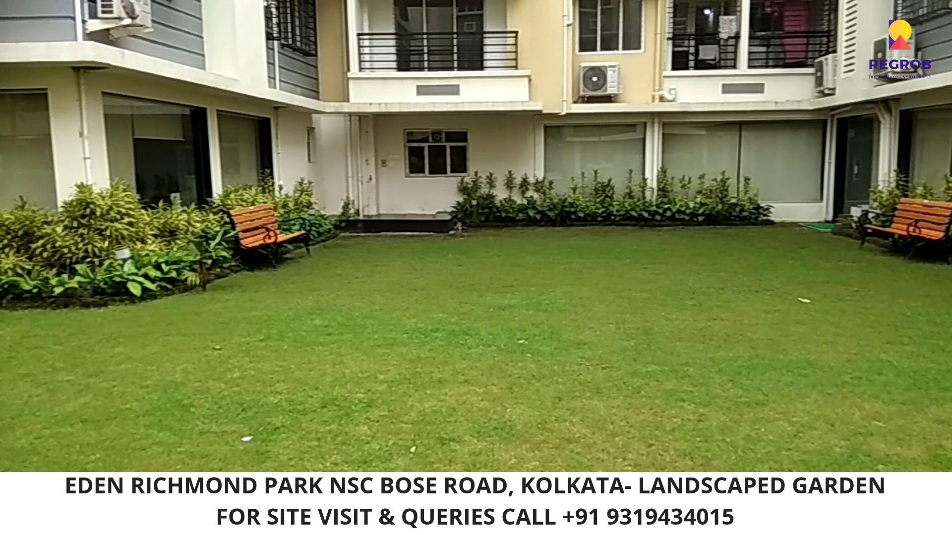 Eden Richmond Park NSC Bose Road Kolkata