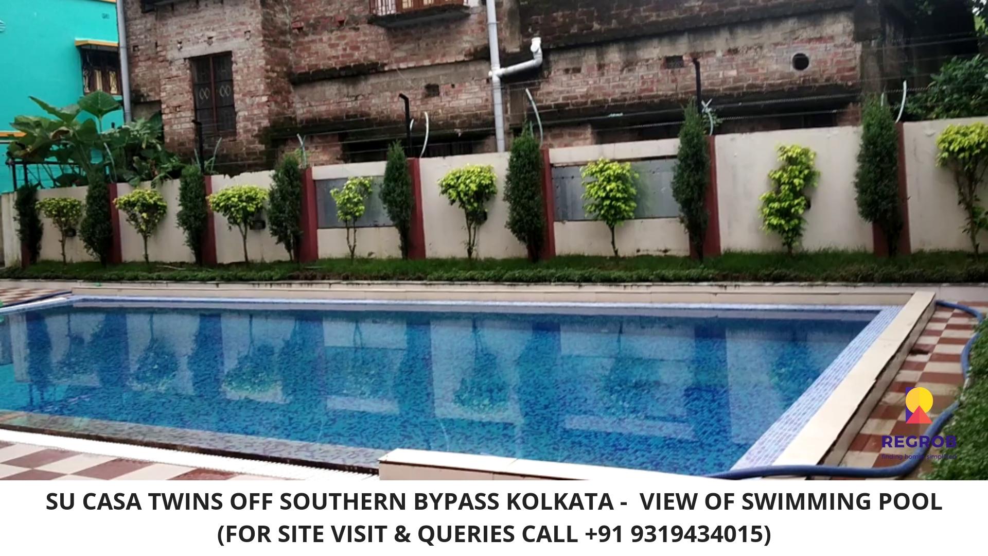 Su Casa Twins off Southern Bypass Kolkata