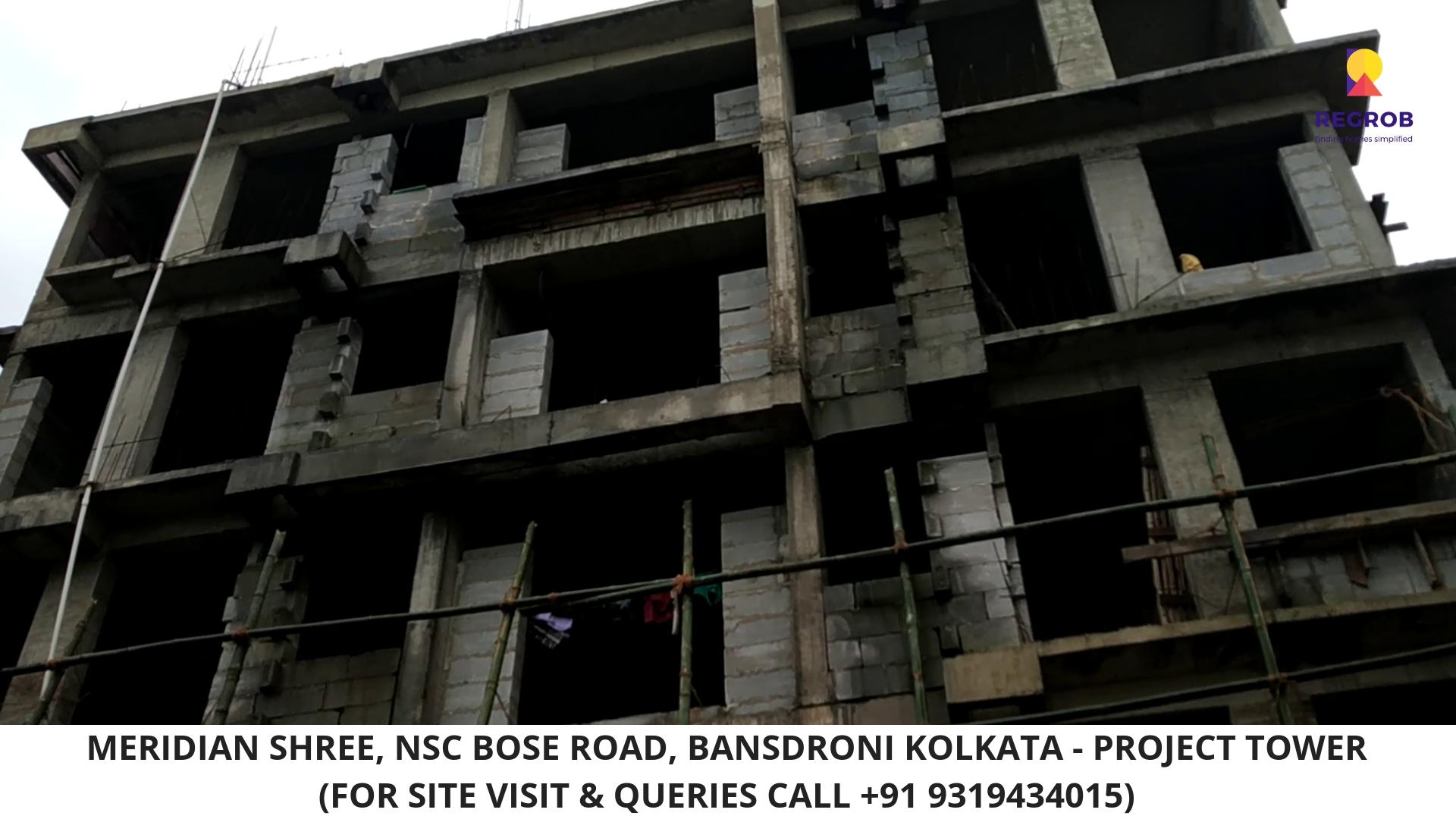 Meridian Shree NSC Bose Road, Bansdroni Kolkata