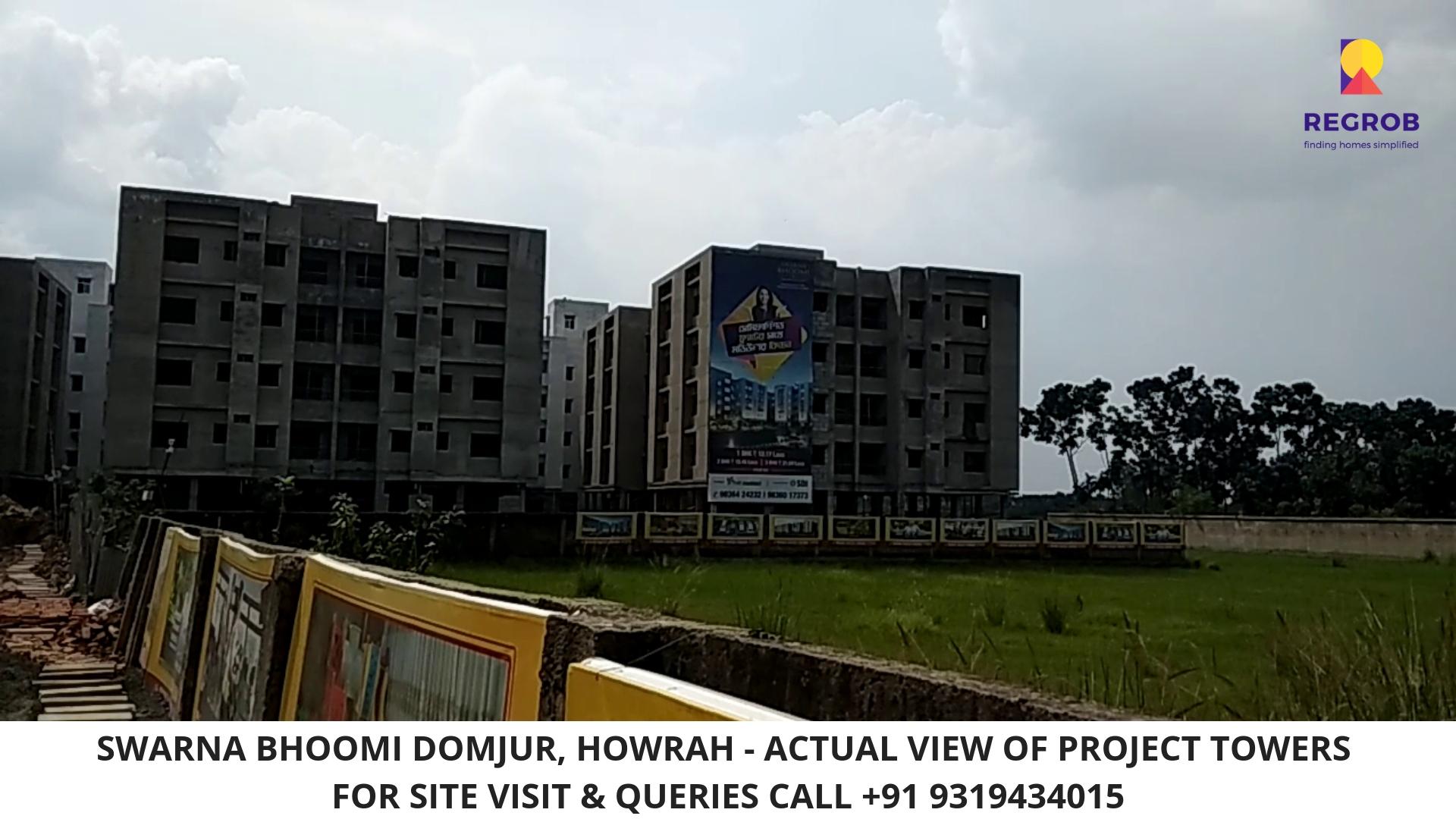 Riya Manbhari Swarna Bhoomi Howrah Kolkata