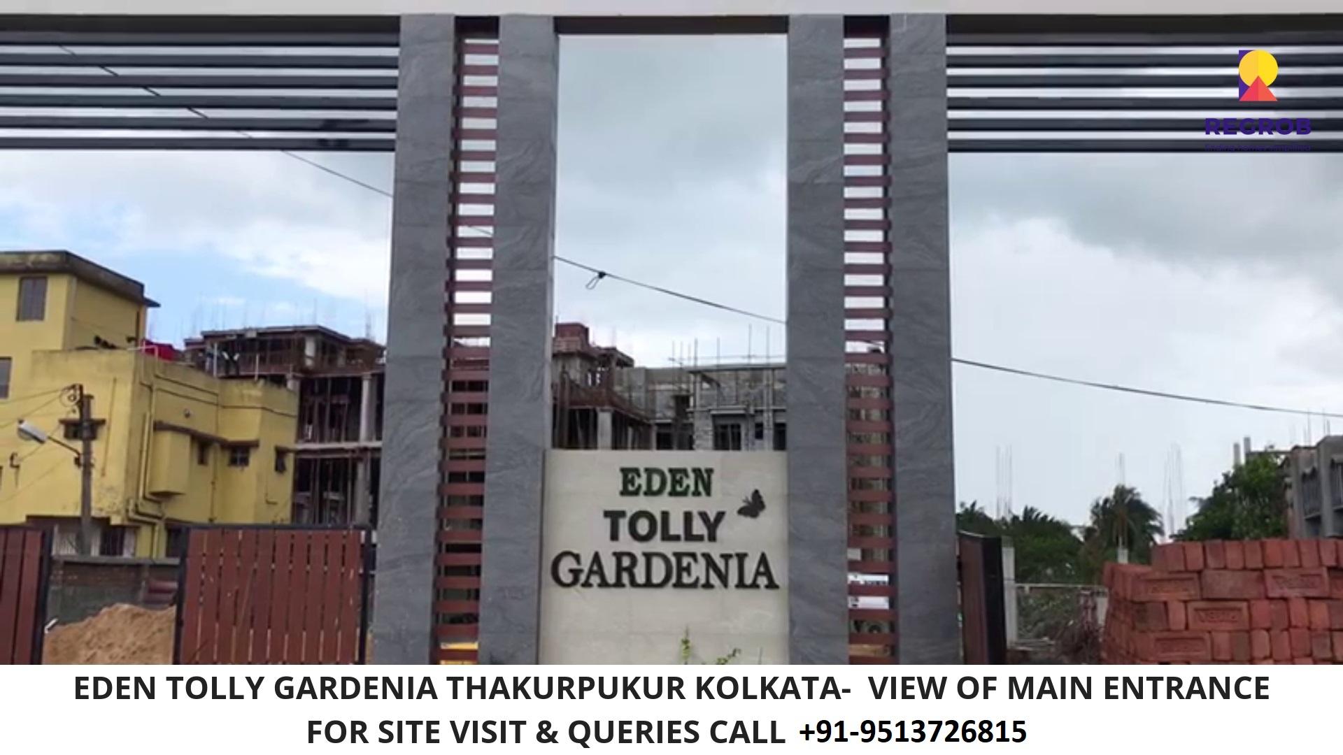 Eden Tolly Gardenia Thakurpukur Kolkata