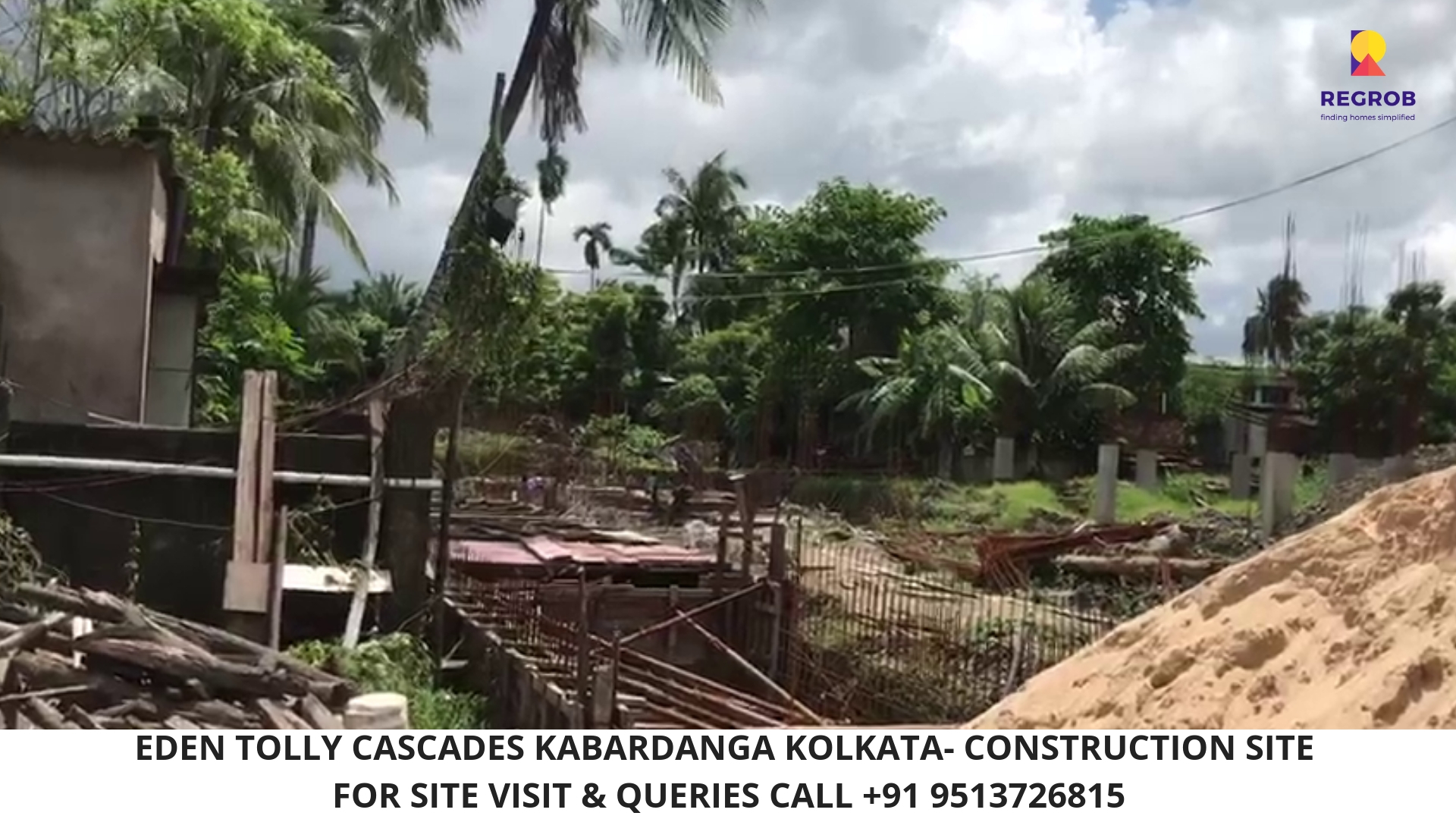 Eden Tolly Cascades Kabardanga Kolkata