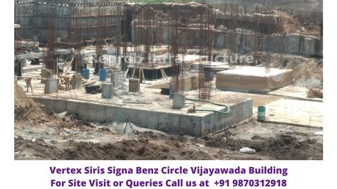 Vertex Siris Signa Benz Circle Vijayawada