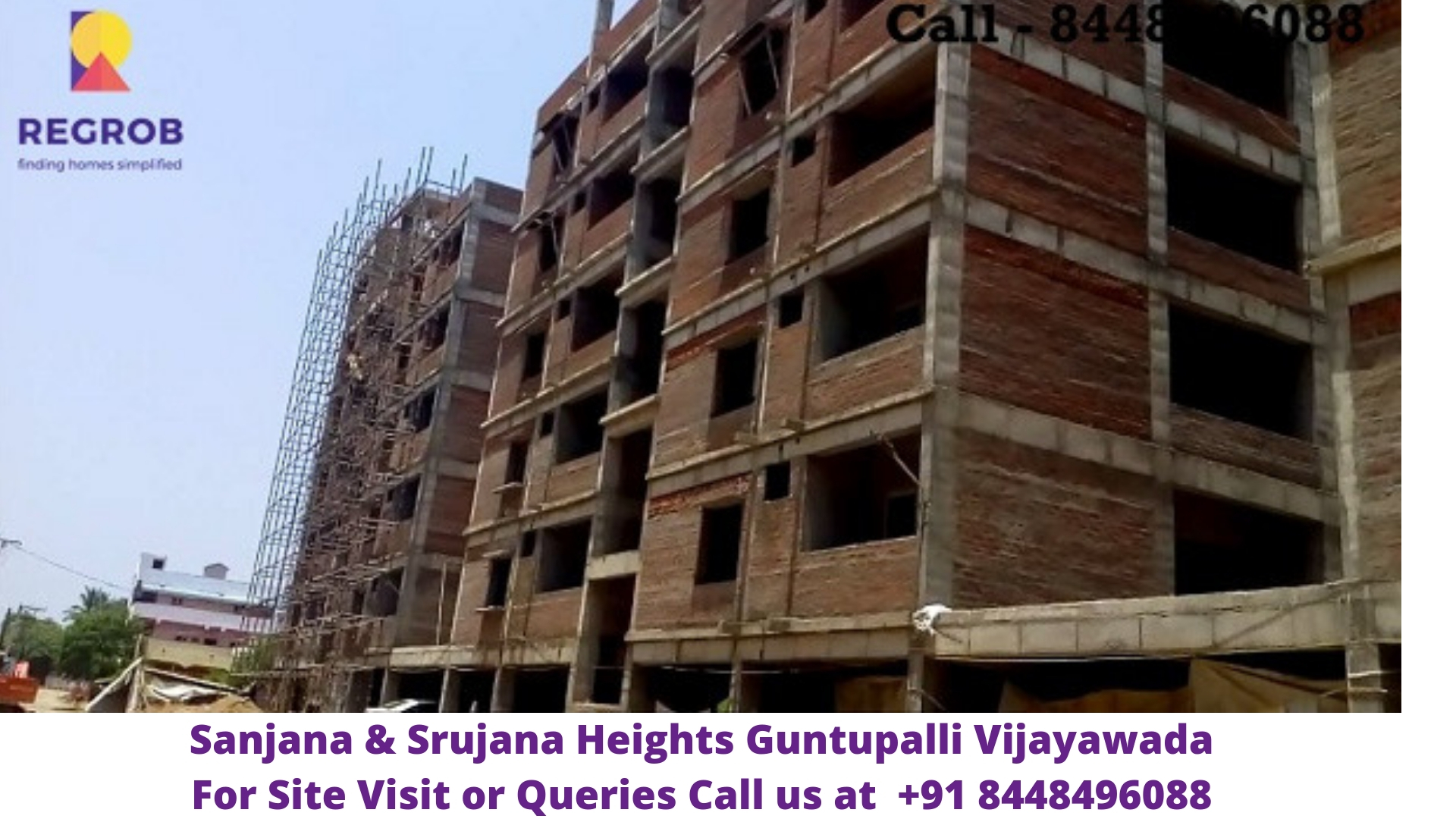 Sanjana & Srujana Heights Guntupalli Vijayawada