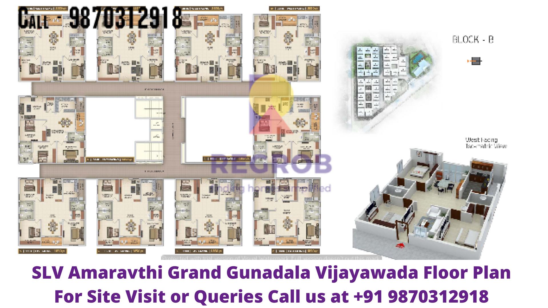SLV Amaravathi Grand Gunadala Vijayawada