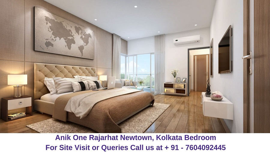 Anik One Rajarhat Newtown, Kolkata Bedroom