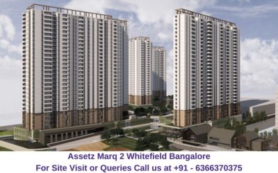 Assetz Marq 2 Whitefield Bangalore