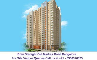 Bren Starlight Old Madras Road Bangalore