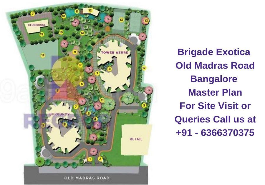 Brigade Exotica Old Madras Road Bangalore Price Review