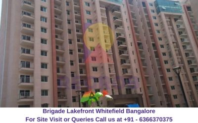 Brigade Lakefront Whitefield Bangalore