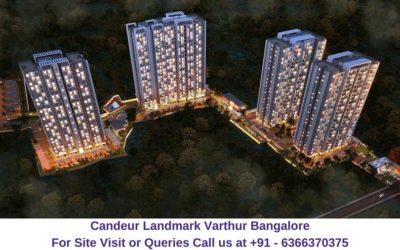 Candeur Landmark Varthur Bangalore