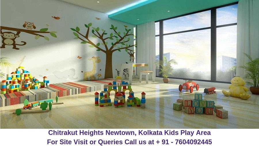Chitrakut Heights Newtown, Kolkata Children Play Area