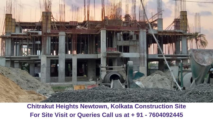 Chitrakut Heights Newtown, Kolkata Constructed Imgae (2)