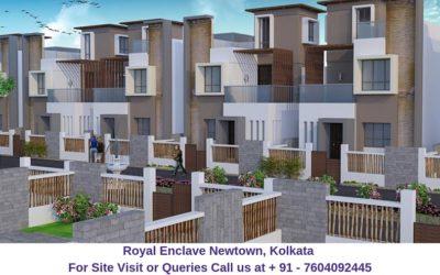 Dharitri Royal Enclave Newtown, Kolkata 1 BHK Villa