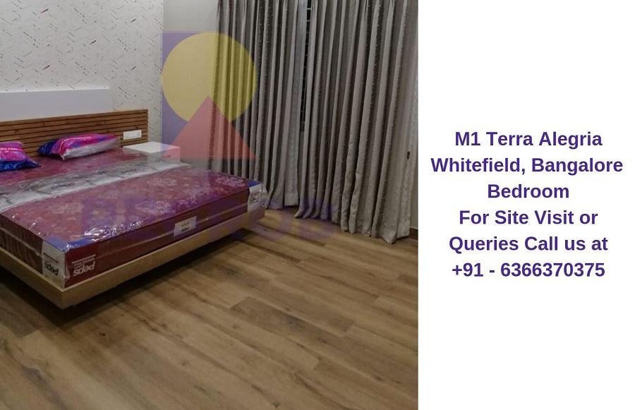M1 Terra Alegria Whitefield, Bangalore Bedroom