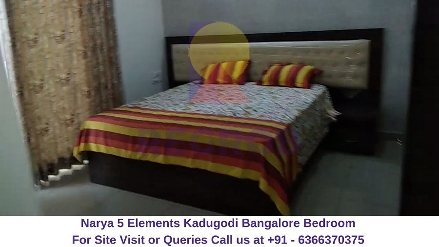Narya 5 Elements Kadugodi Bangalore Bedroom