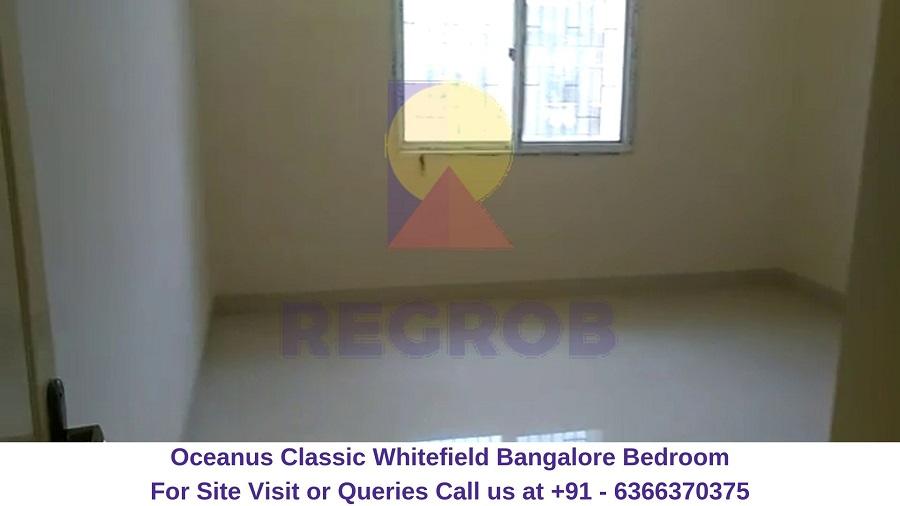 Oceanus Classic Whitefield Bangalore Bedroom