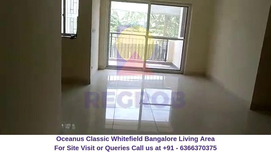Oceanus Classic Whitefield Bangalore Living Room
