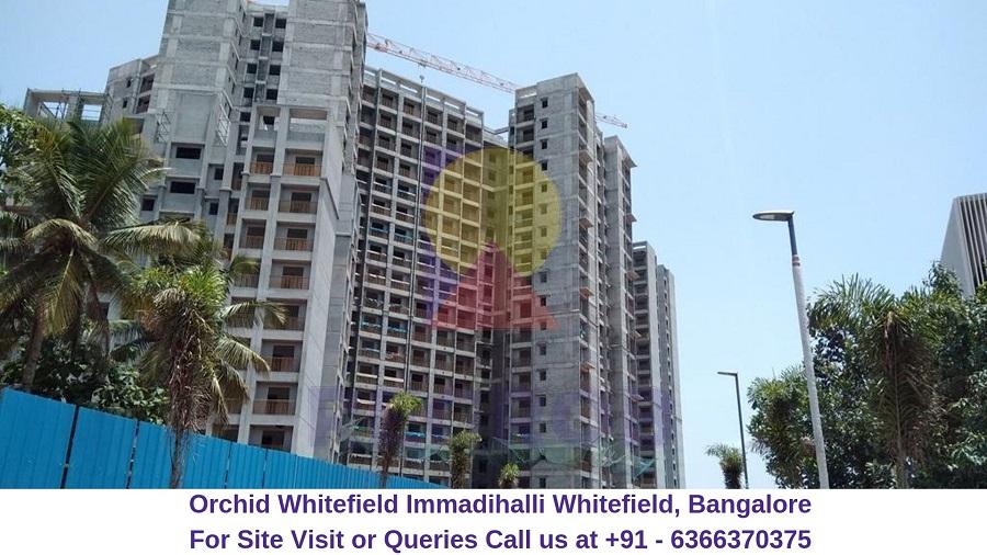 Orchid Whitefield Immadihalli Whitefield,Bangalore